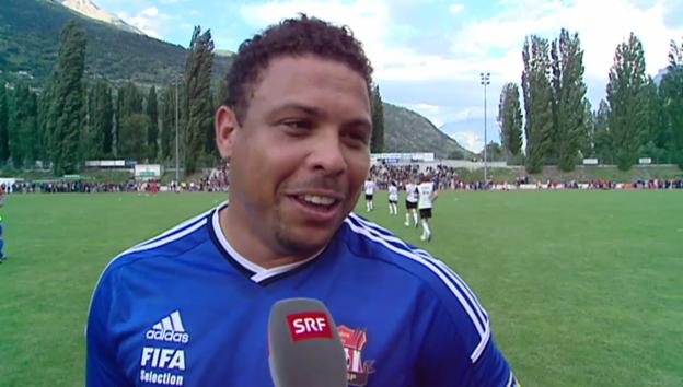 Video «Ronaldo über seine Fitness» abspielen