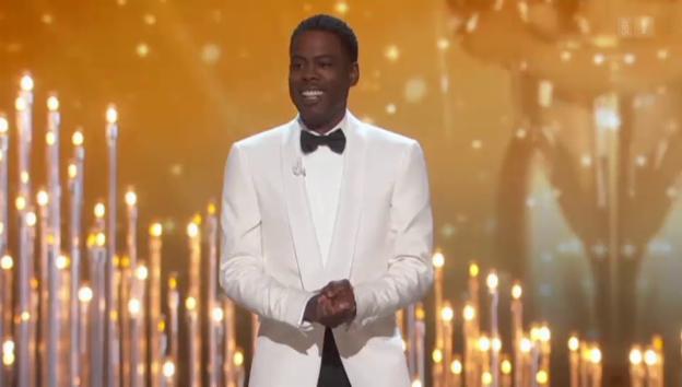 Video «Die Show: Alle Highlights der Oscar-Verleihung» abspielen