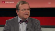 Video «Claude Longchamps sieht das Einkommen als dominierender Indikator» abspielen