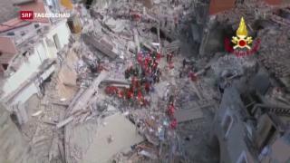 Video «Die Situation bleibt gefährlich» abspielen