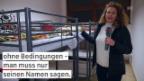 Video «Kathrin Hönegger führt durchs Nachtlager in Rom» abspielen