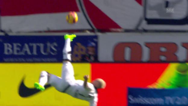 Video «Alioski: Das «Nicht-Tor» der Saison?» abspielen