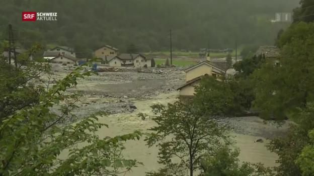 Video «Schweiz aktuell vom 01.09.2017» abspielen