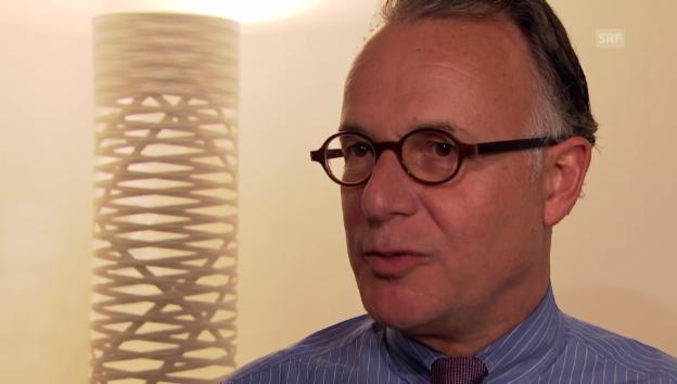 Video «Jobst Wagner: Mehr Unternehmer sollten sich engagieren» abspielen
