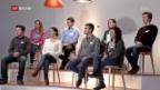 Video «Die kosovarische TV-Castingshow für arbeitslose Jugendliche» abspielen