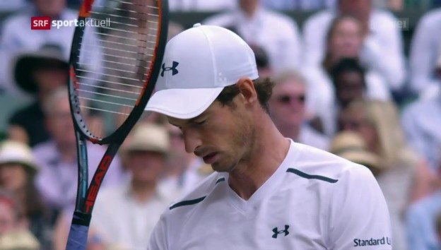 Video «Favoritensterben in Wimbledon» abspielen