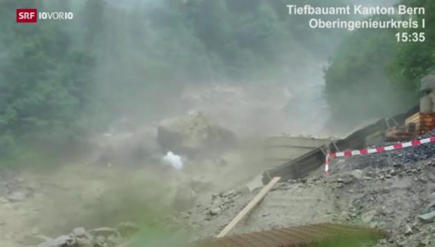 Video «Permafrost taut auf» abspielen