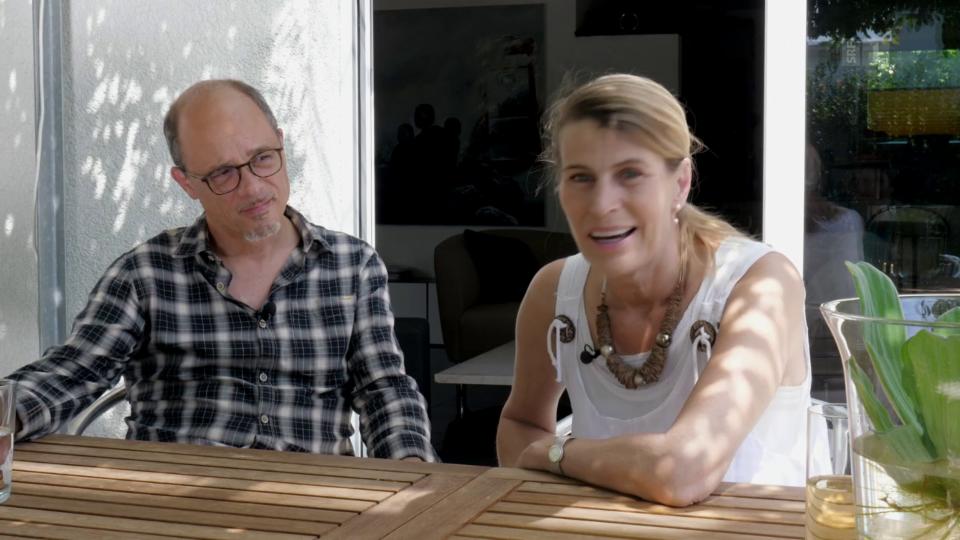 Partnerin Karin Estapé: «Für mich ist es Erlösung pur.»