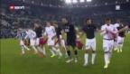 Video «CL: Juventus - Nordsjaelland» abspielen