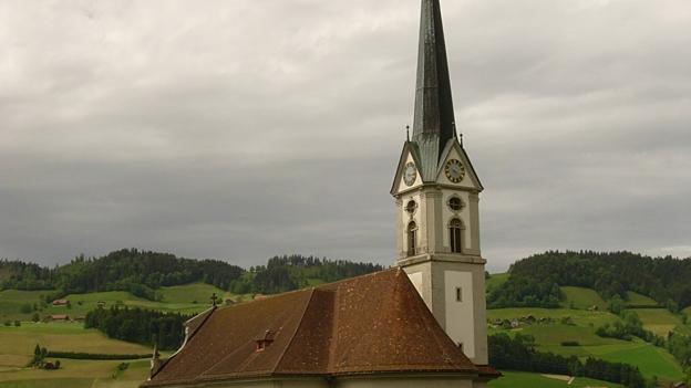 Glockengeläut der Kirche St. Johannes und Paul, Schüpfheim