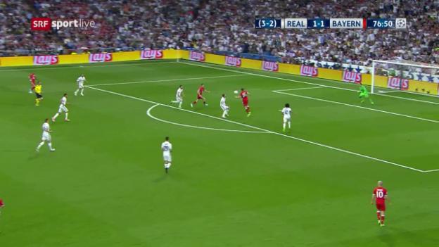 Video «Ramos bezwingt seinen Keeper» abspielen