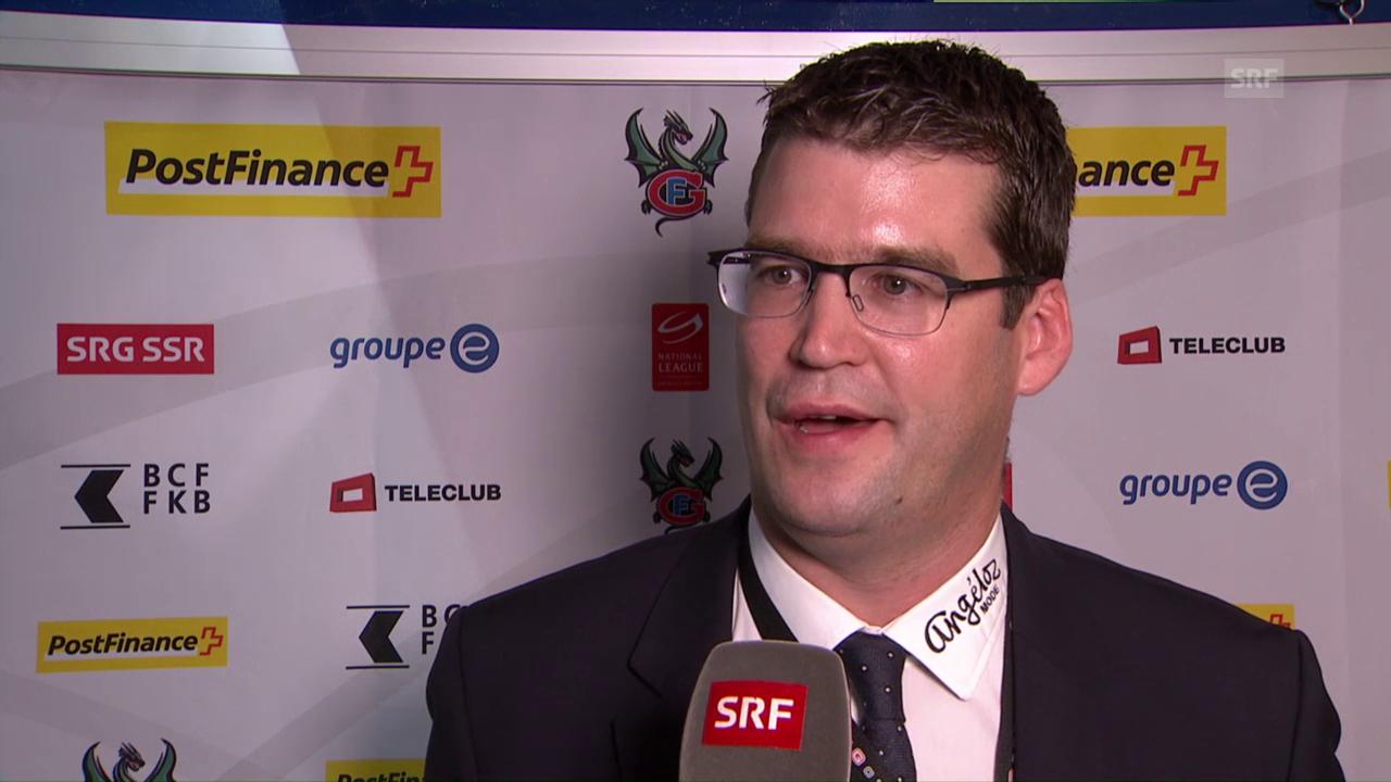 Generaldirektor Raphael Berger zur Wahl von Huras