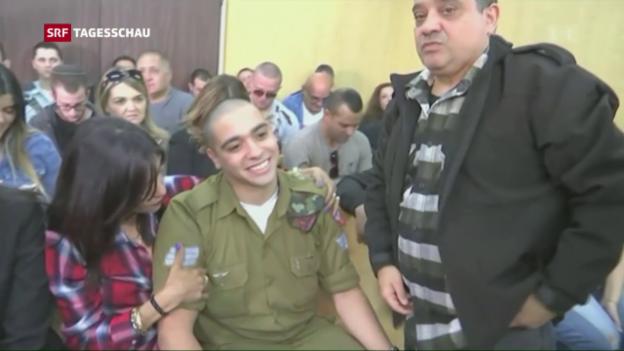 Video «Verteidigung kämpft weiter für Freispruch» abspielen