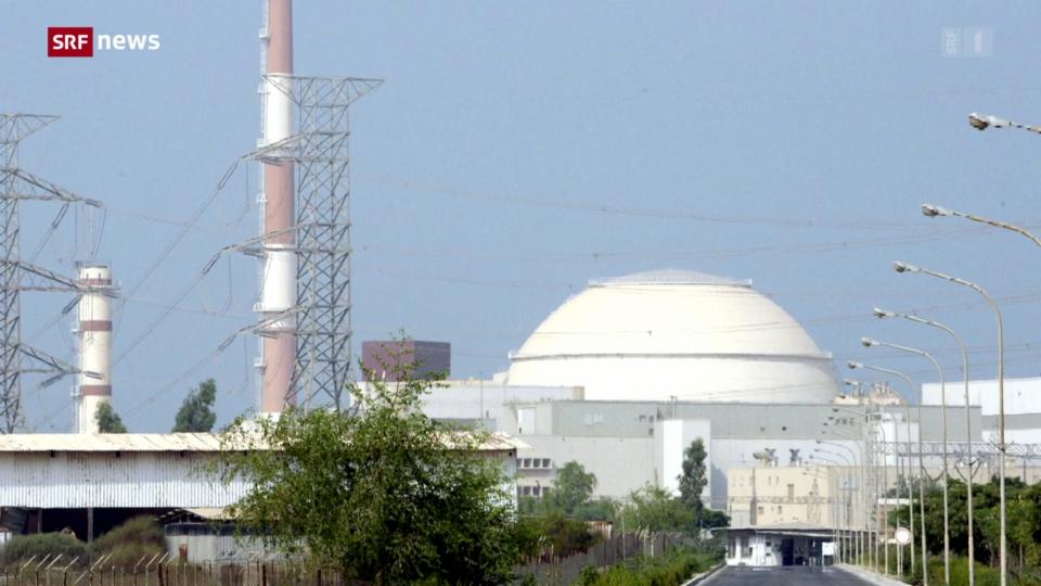 Aus dem Archiv: Atomabkommen mit Iran: Wiederbelebungsversuch