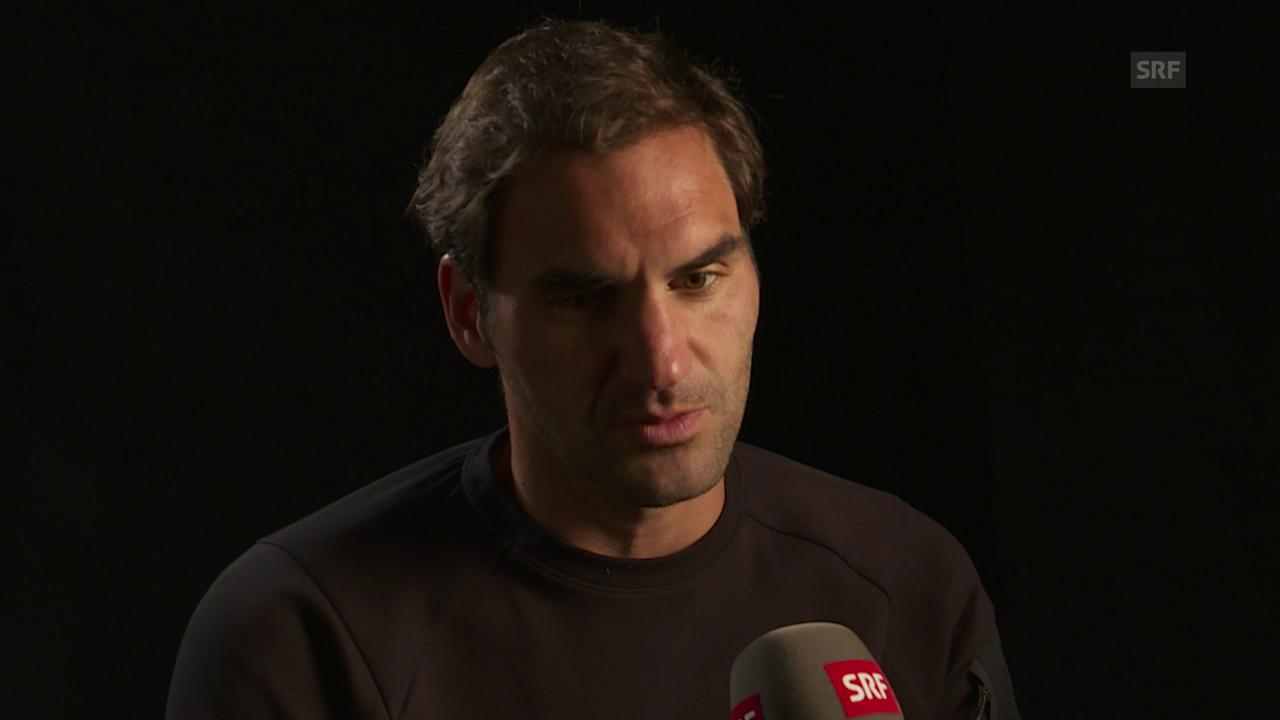 Federer: «Ich kann mich nicht nach Miami beamen»