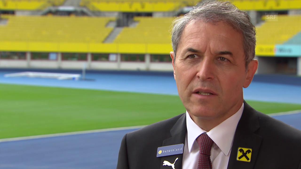 Fussball: Marcel Koller über die Erfolgsfaktoren