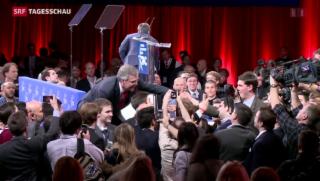 Video «Der nächste Bush steht in den Startlöchern» abspielen