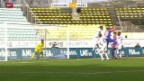 Video «Fussball: Lausanne - Basel» abspielen