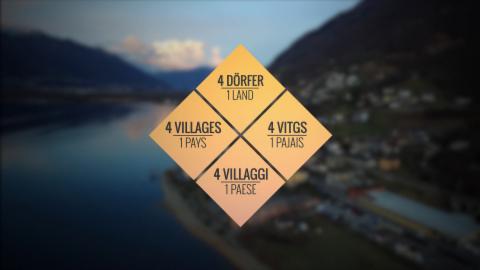 Vier Dörfer – Ein Land
