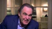Video «Oliver Stone zu Gast am Zurich Film Festival» abspielen