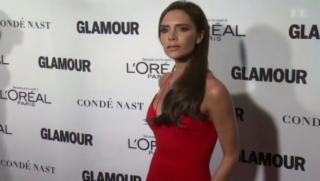 Video «Victoria Beckham: Vom Spice Girl zur Glamour Woman» abspielen