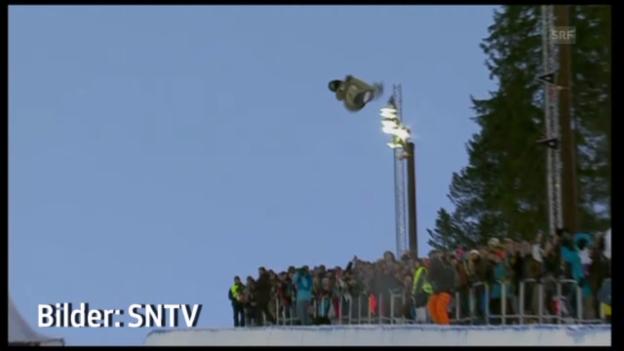 Video «Snowboard: Arctic Challenge» abspielen