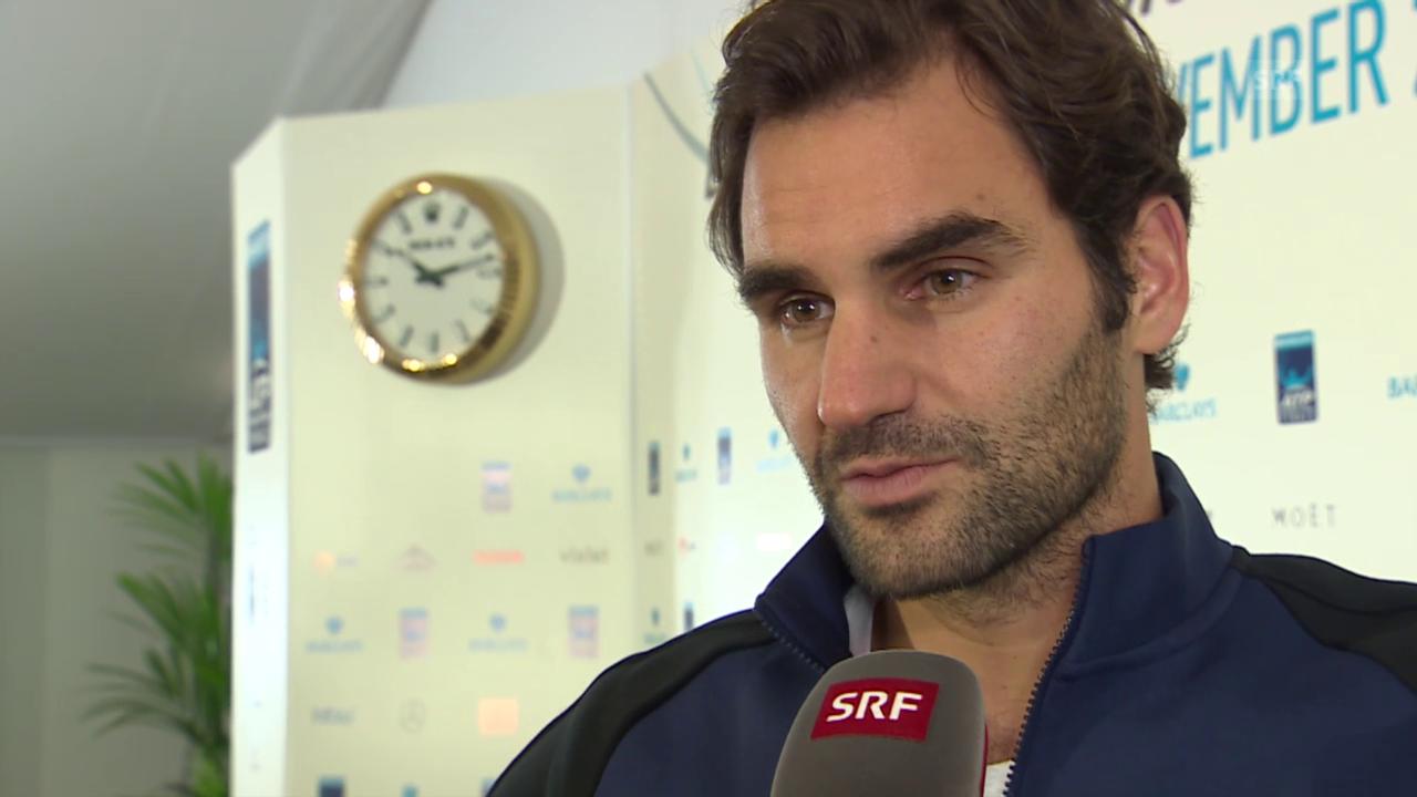 Federers Ausblick auf 2016