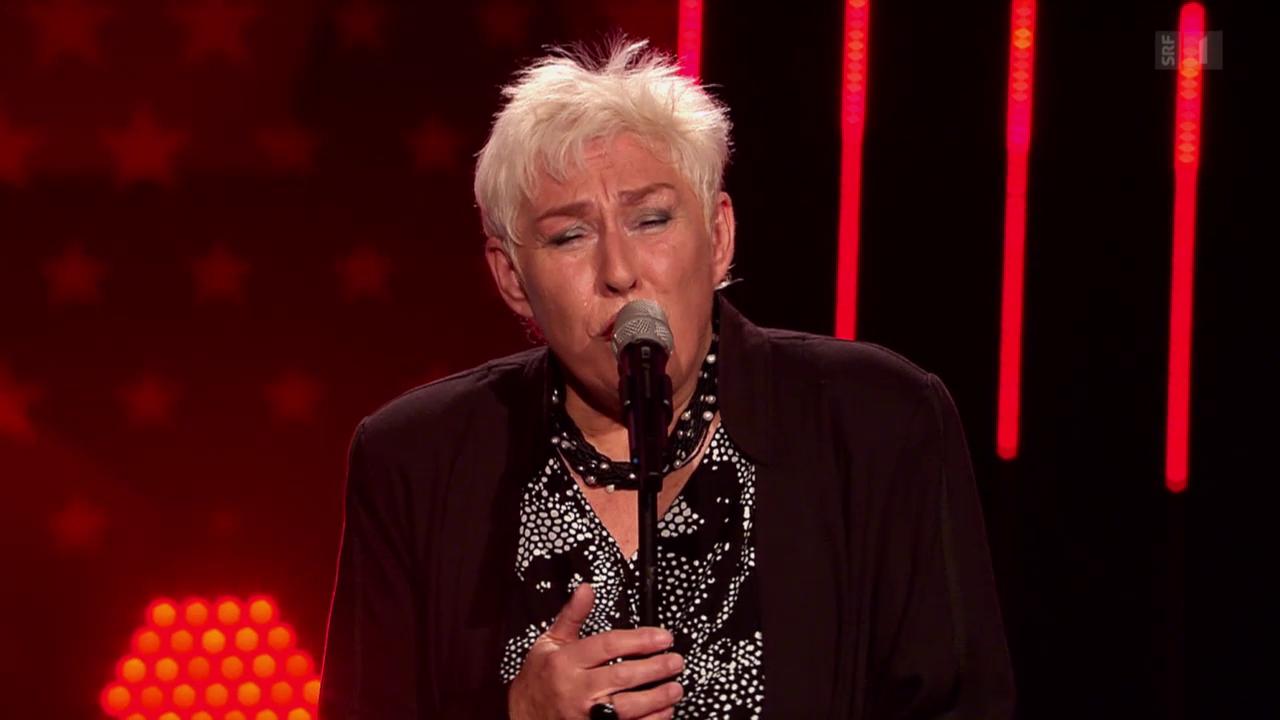 Maria Altstätter singt «Gently Break My Heart» von Linda Eder