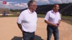 Video «Schwingen: Vorschau auf den Saisonhöhepunkt in Kilchberg» abspielen