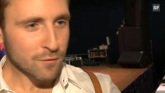 Marco Kunz über seinen Song «Ned elei»