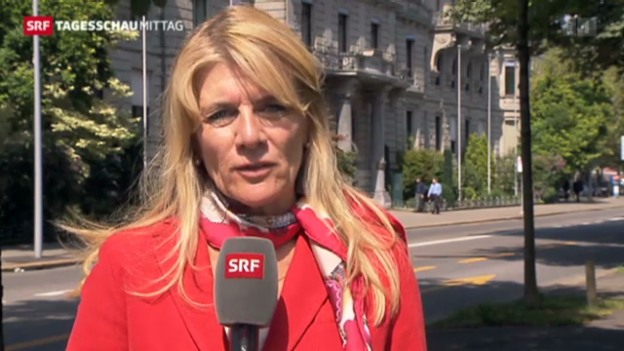 Video «Rücktritt Ackermanns wirft Fragen auf» abspielen