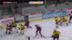Video «Eishockey: NLA, Genf - Bern» abspielen