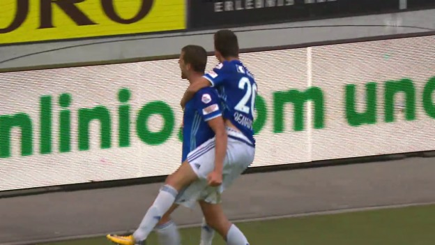 Video «1 Tor reicht Luzern zum Sieg» abspielen