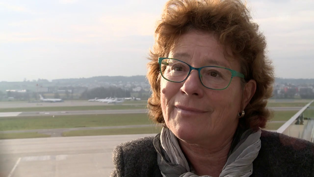 Sonja Zöchling: «Wir erwarten mehrere Frachtflugzeuge»
