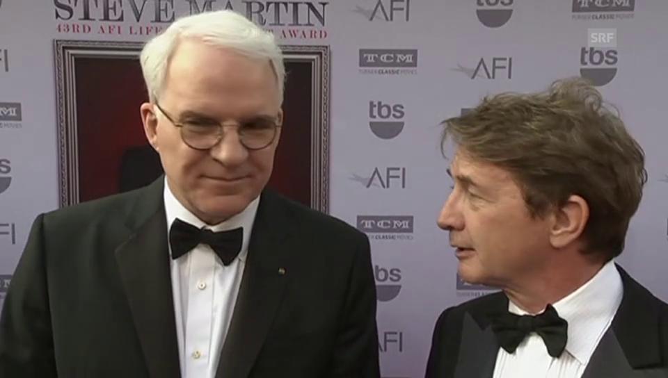 Steve Martin und Martin Short