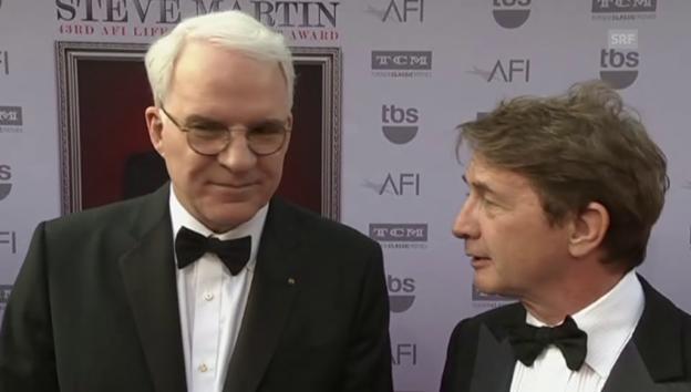 Video «Steve Martin und Martin Short» abspielen