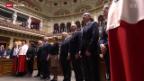 Video «FOKUS: Neue Kräfteverhältnisse im Bundesrat» abspielen