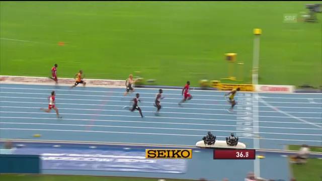 4x100 m Männer («sportlive»)