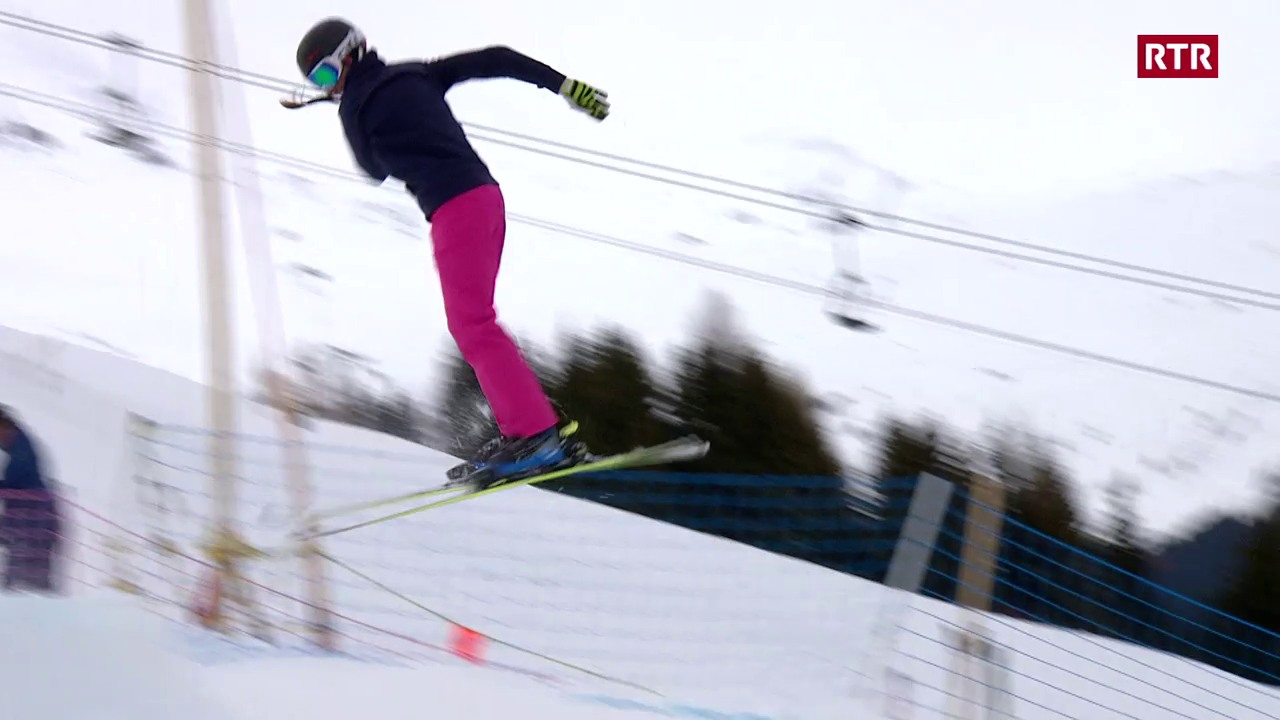 Open dunnas skis