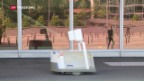 Video «Cointrin führt den Gepäckroboter ein» abspielen