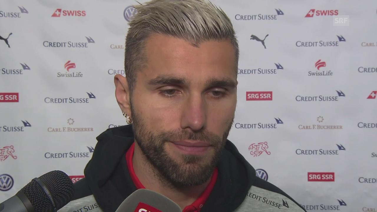 Behrami über Udinese, das ihn erst nicht ziehen lassen wollte