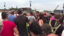 Video «Ansturm von Stones-Fans in Havanna (unkomm.)» abspielen