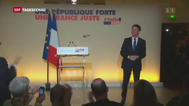Video «Das Rennen um den Elysée-Palast» abspielen