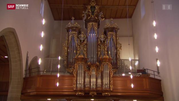 Video «Königin der Instrumente» abspielen