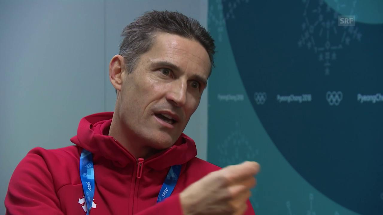 Sportmediziner Noack: «Wir hatten alle schon Bedenken»