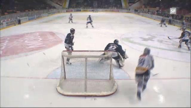 Patrick Kanes Zaubertor gegen den HC Lugano (unkommentiert)