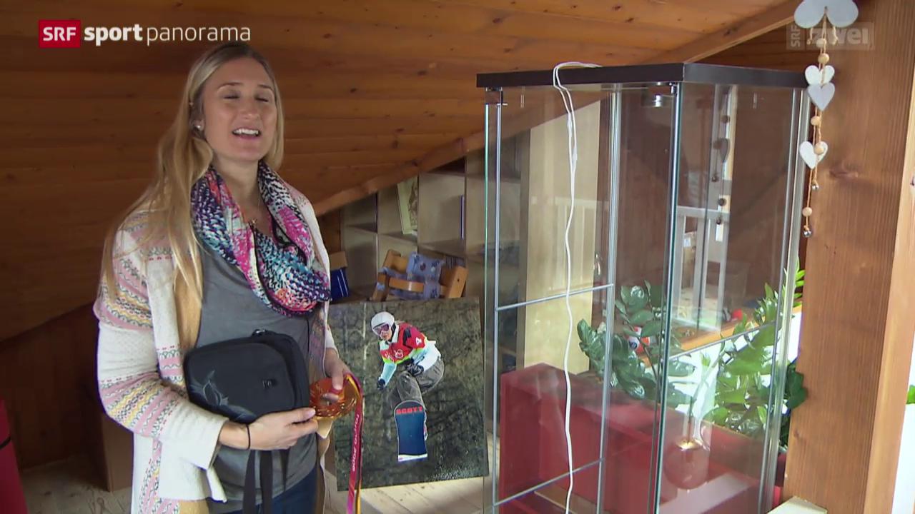 Tanja Frieden 10 Jahre nach ihrem Olympia-Sieg