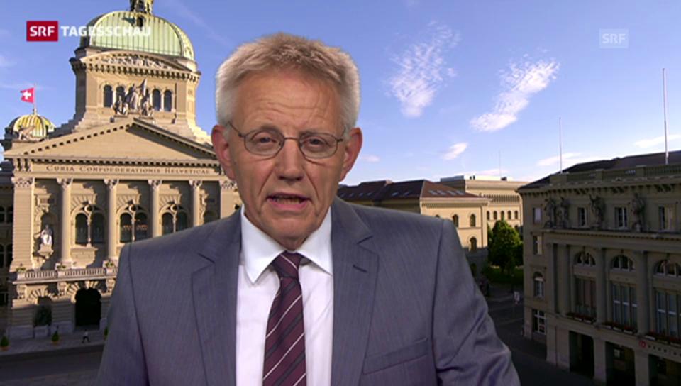 Rücktritt erschüttert auch Bundesbern