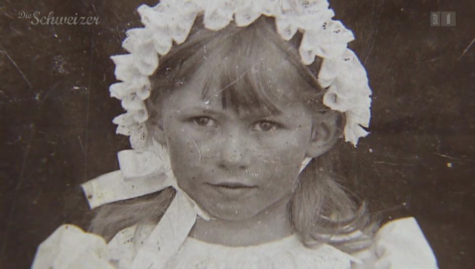 Sophie Taeubers Kindheit und Jugend in Trogen