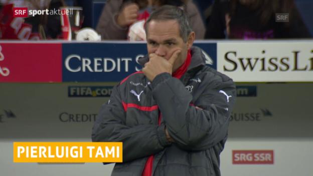 Video «Fussball: Tami neuer GC-Coach» abspielen